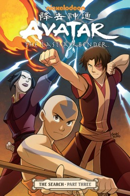avatar the last airbender episodes: The Search Part Three
