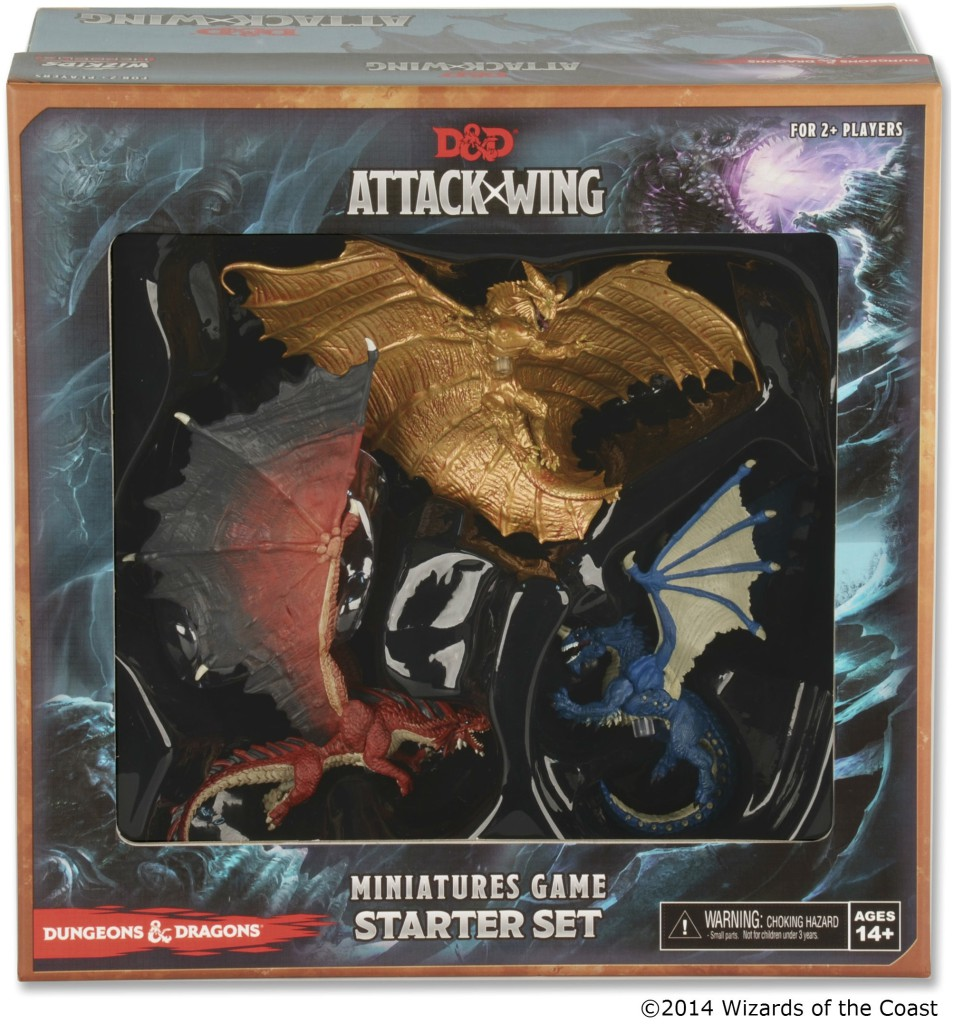 Dungeons & Dragons Attack Wing In Stores 10/29