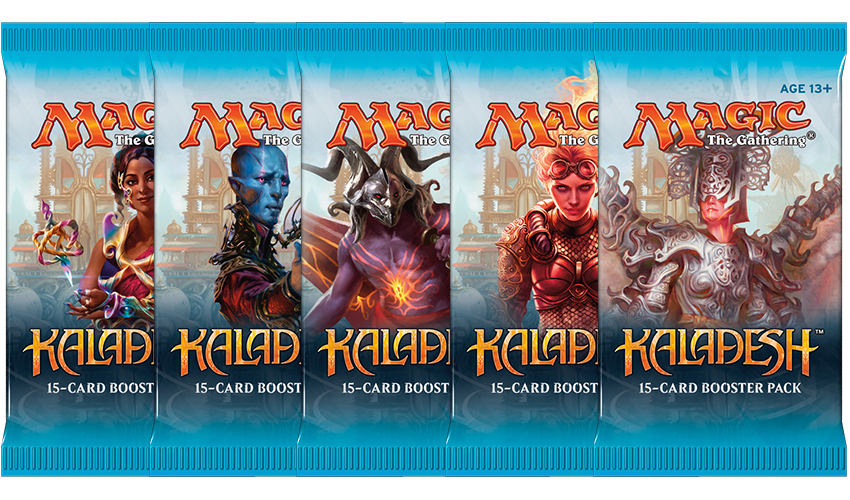 kaladesh-booster-packs