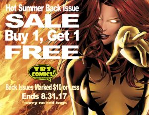 That Back Issue Sale Thing is Happening!
