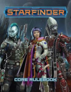 Paizo releases Starfinder RPG this week!