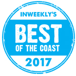 """TBS wins """"Best of the Coast"""" 2017 Voting"""