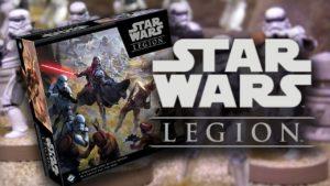 Star Wars Legion Coming to TBS COMICS