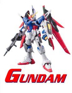 TBS now has Gundam Models (again) 2018
