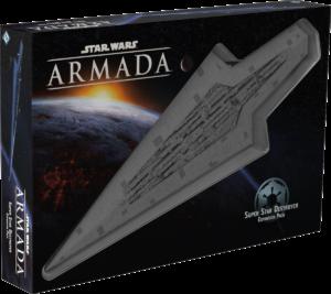 Star Wars Armada to release Super Star Destroyer!