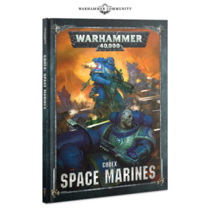 Space Marines get New Codex 2019